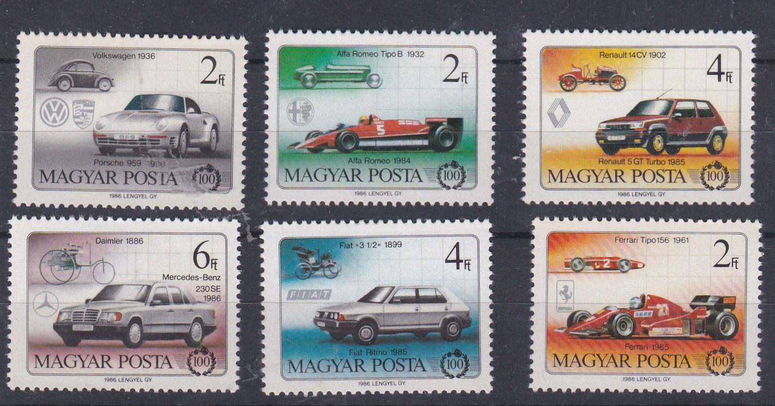 Россия венгрия 1986 4 фотография